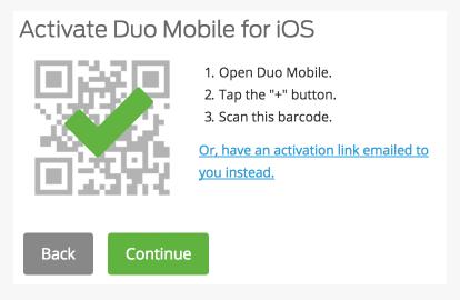 Activate Duo