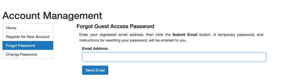 Alternative Login Password Recovery