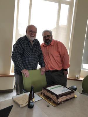 Karl Grose and Jeremy Rosenberg